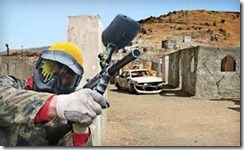 Paintball en Arroyomolinos