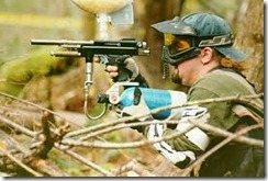 Paintball en Cenicientos