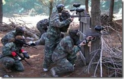 Paintball en el Molar