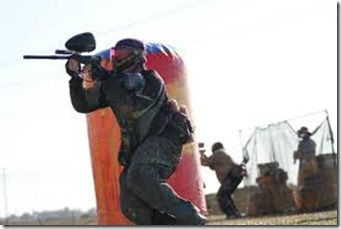 Paintball en Rivas Vaciamadrid