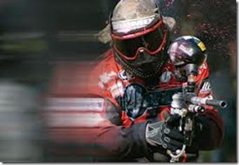 Paintball en Sevilla la Nueva