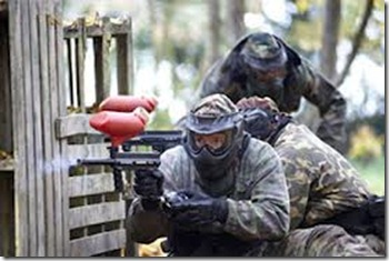 Paintball en Torrelaguna